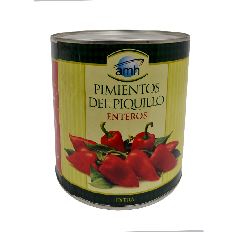 PIMIENTO PIQUILLO EXTRA 3KG A.M.H.