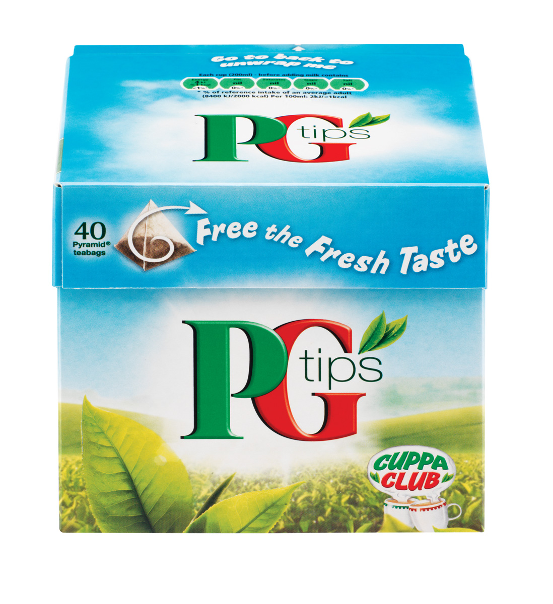 TE PG TIPS 12X40PYR BOX