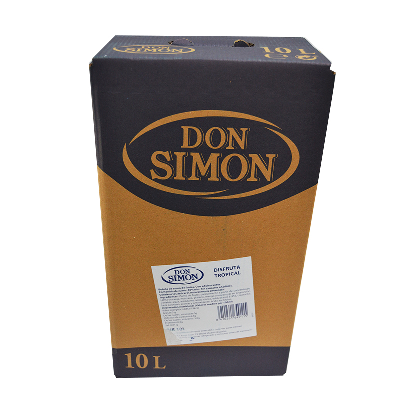 NECTAR TROPICAL DON SIMON BOX 10 L.