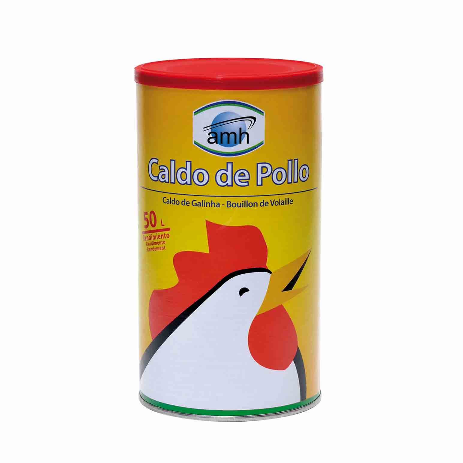 CALDO POLLO SOLUBLE AMH