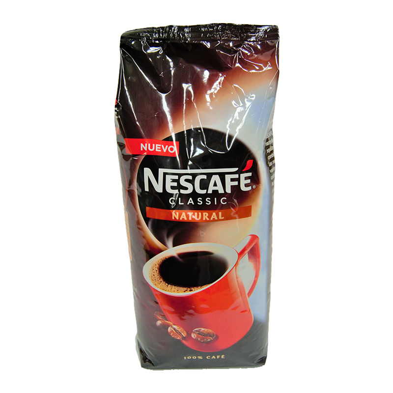 NESCAFE NATURAL 12X500GR