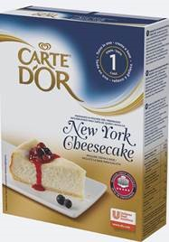 TARTA QUESO NEW YOR CARTE DOR