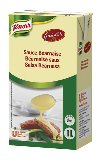 SALSA BEARNESA GARDE D,OR 6x1l