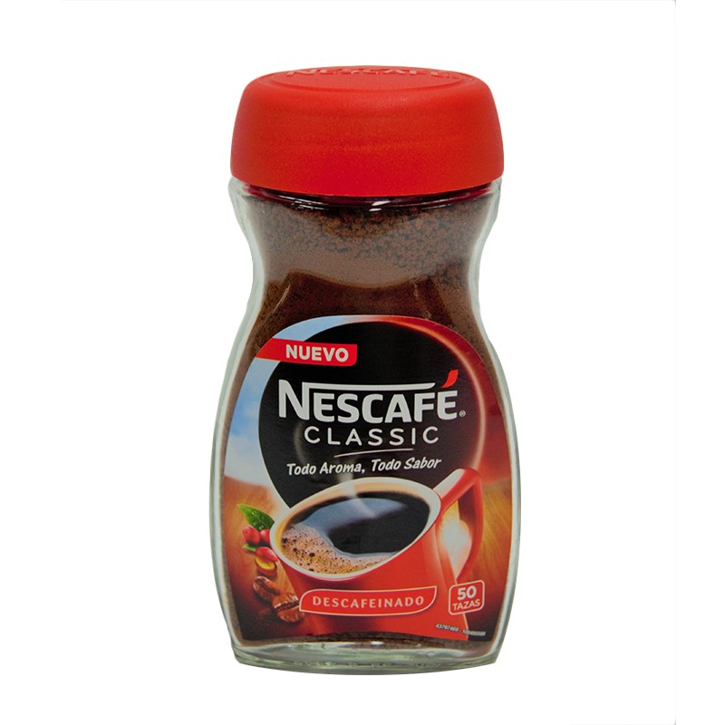 NESCAFE DESCAF.12X100GR