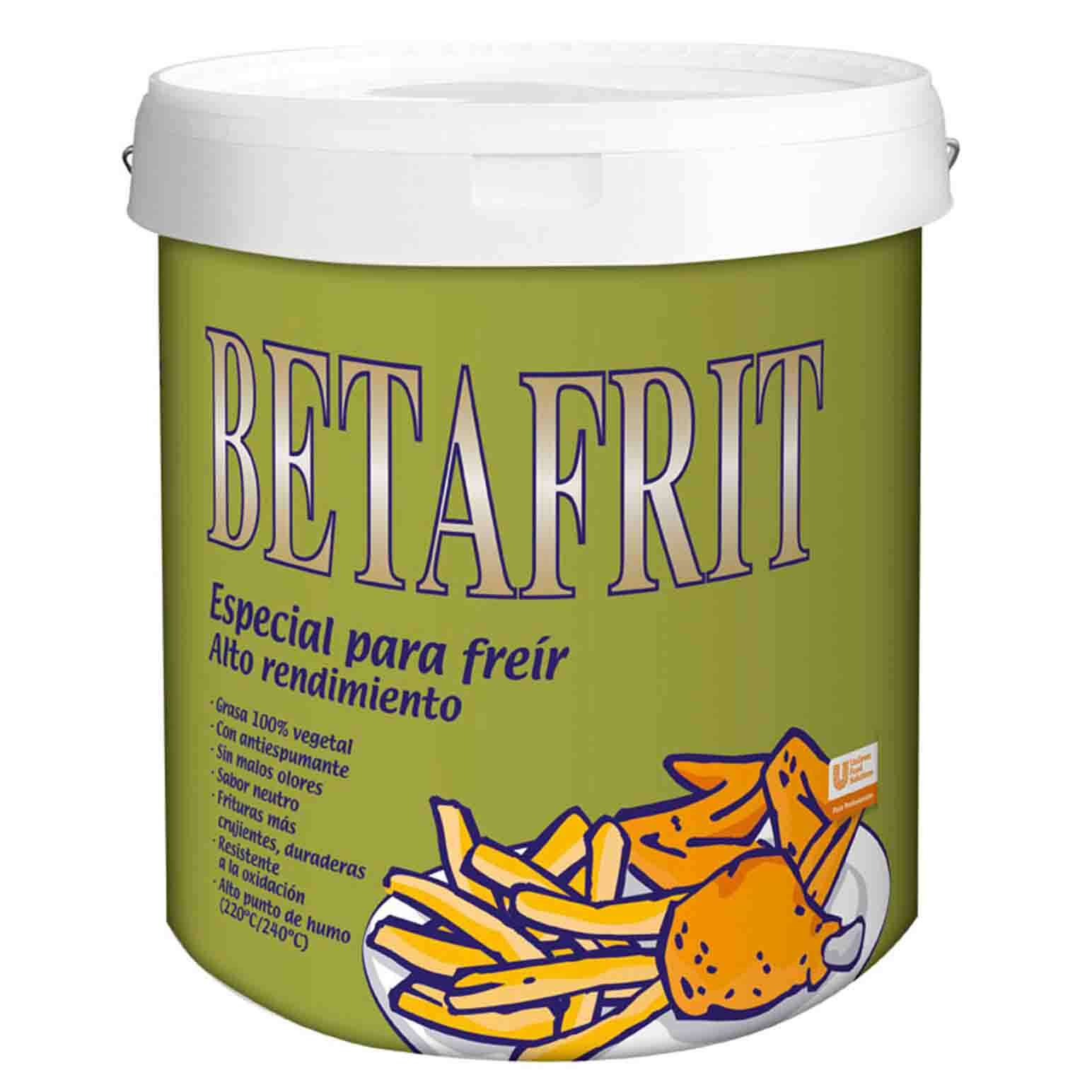 ACEITE BETA FRIT 20 L.