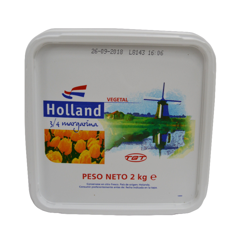 MARGARINA HOLLAND 2KG VEG.