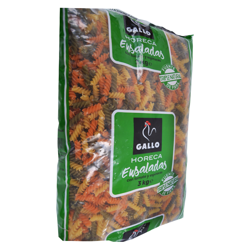 HELICES VEGETALES GALLO 3KG