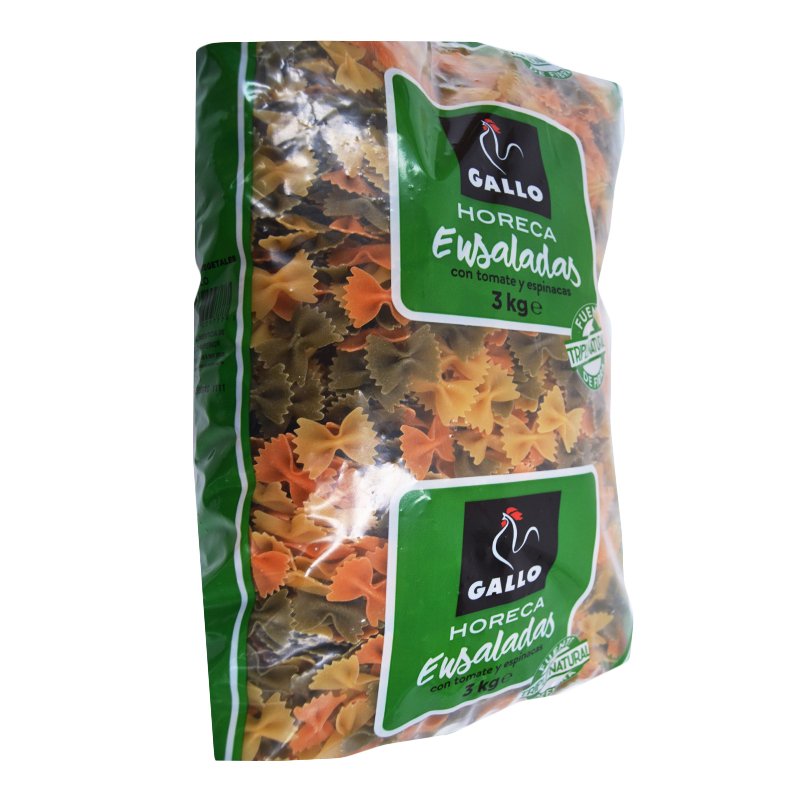 PAJARITAS VEGETALES GALLO 3KG