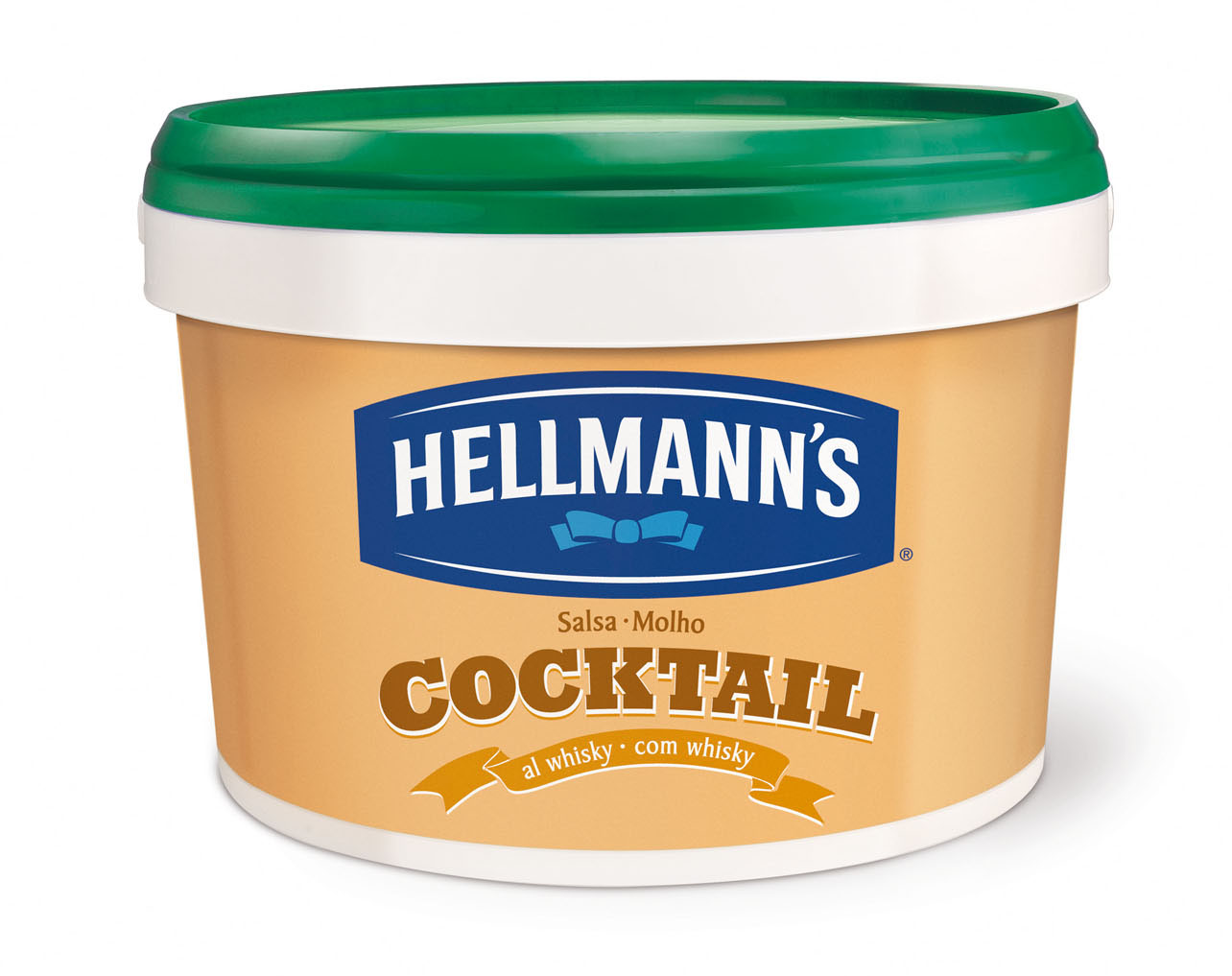 SALSA COCKTAIL HELLM´S CUBO 3L.